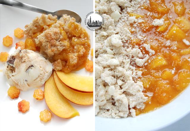 ricetta dolce con frutta
