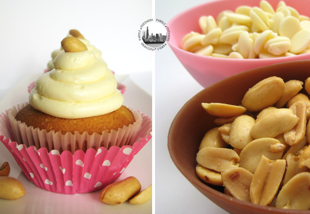 Cupcakes burro di arachidi