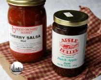 marmellata di mele americana