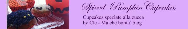 foto cupcakes alla zucca