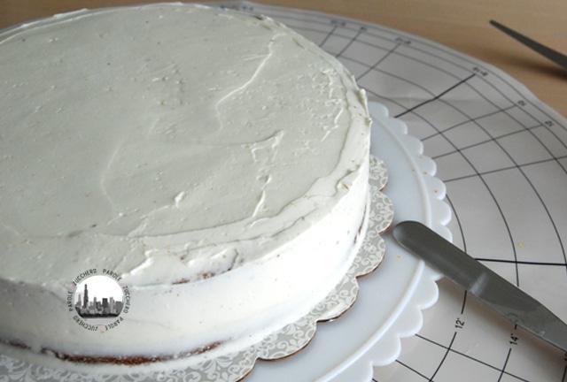 foto torta coperta di glassa