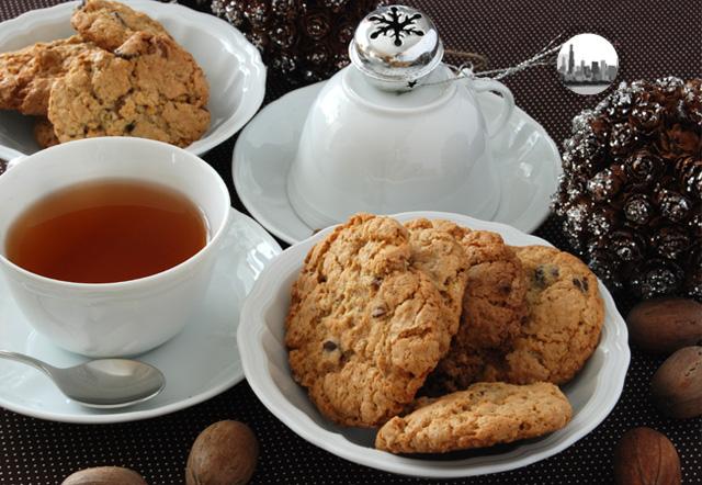 foto biscotti avena e cioccolato
