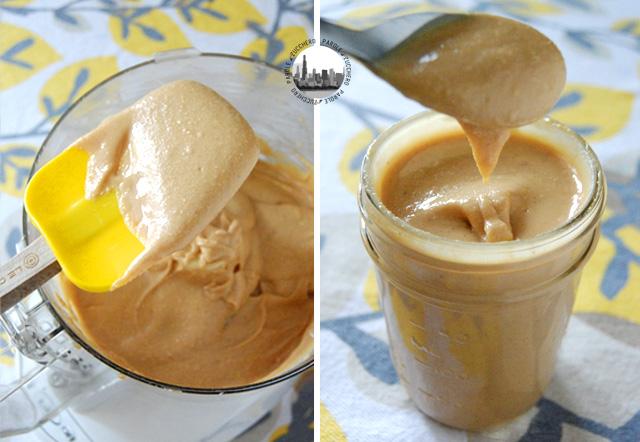 ricetta crema di arachidi