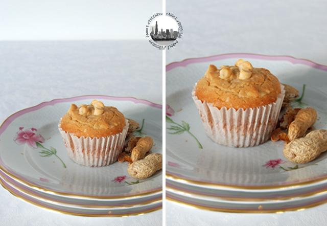 cupcakes crema di arachidi