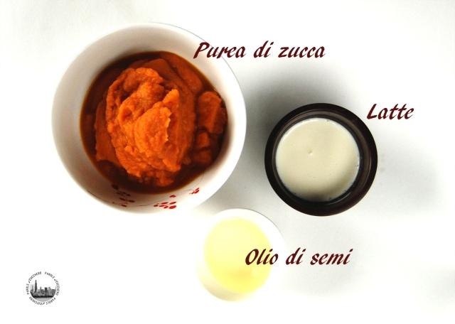 Burro, Zucchero Bruno e Uova