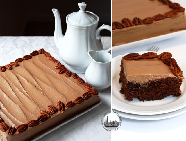 foto fetta dolce al cioccolato