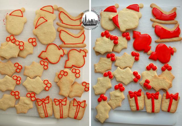 Ricetta biscotti natalizi con glassa - Non sprecare