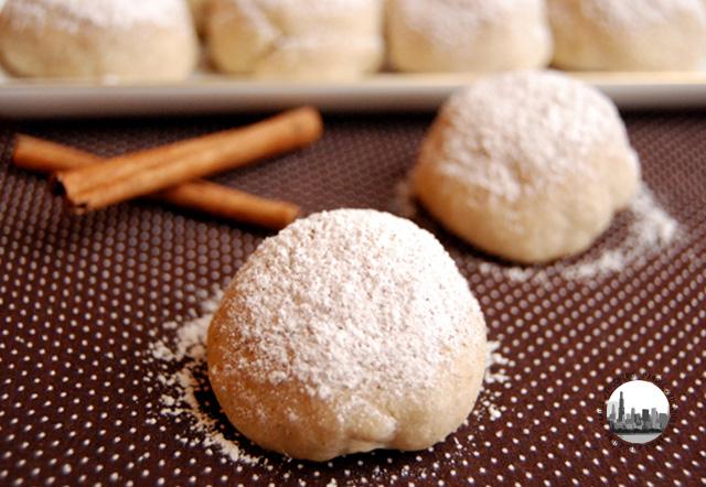 biscotto sabbioso con cannella