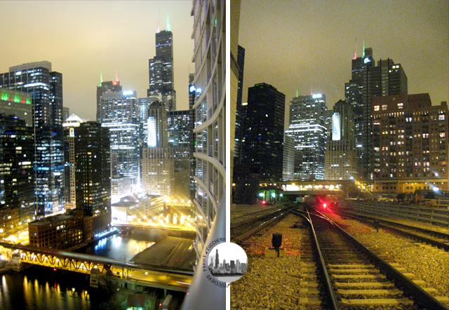 chicago ponti e binari