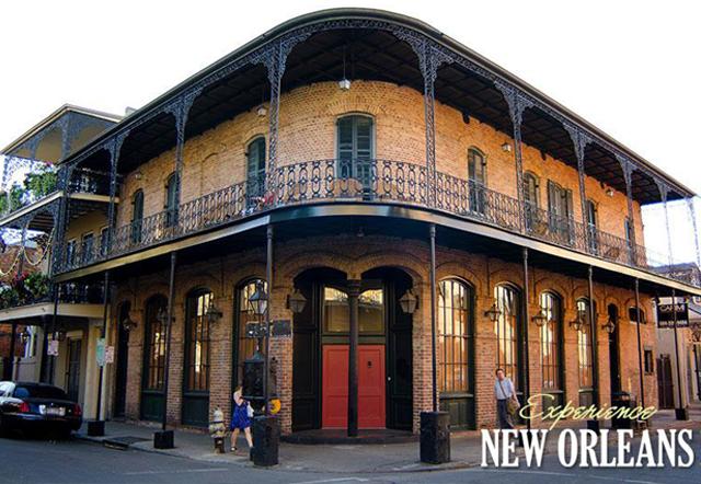architettura new orleans