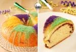 king cake con noci