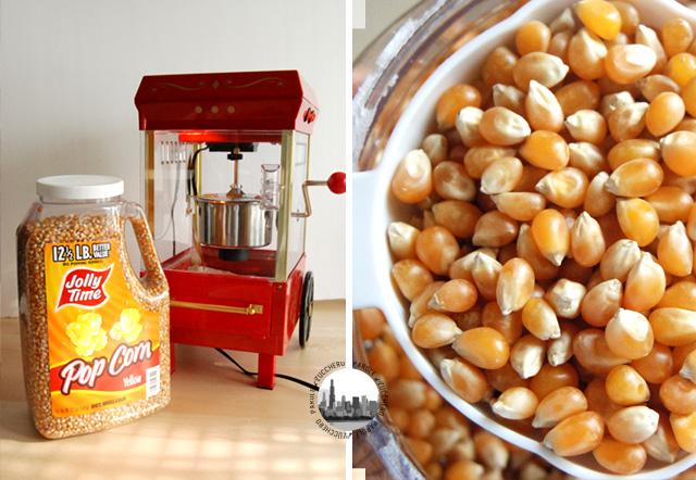 pop corn americano