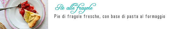 150X600 pie alle fragole