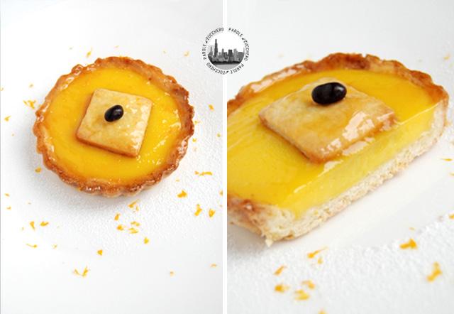 tartellete al limone