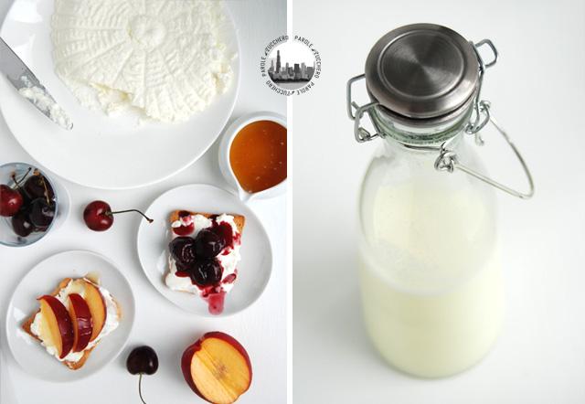cosa e' il buttermilk