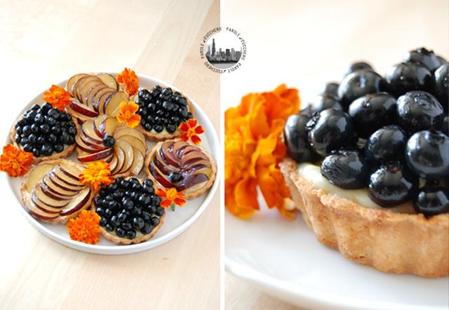 ricetta crostatine con frutta fresca