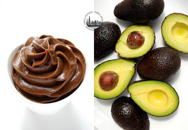 Mousse al cioccolato.