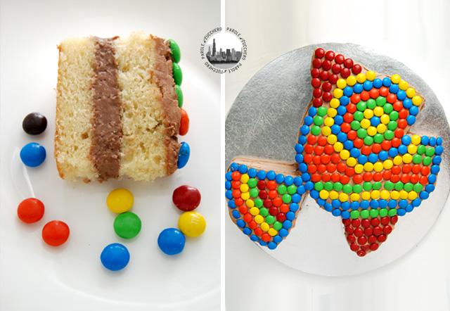 Torta Di Compleanno E Biscotti Decorati Per Una Festa Tutta Marina