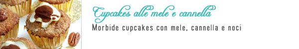 100X600 cupcake mele cannella noci