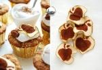 Cupcakes con mele