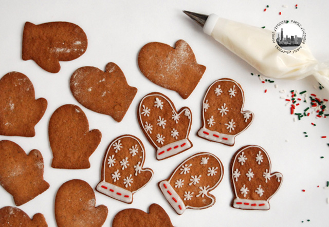 come decorare biscotti