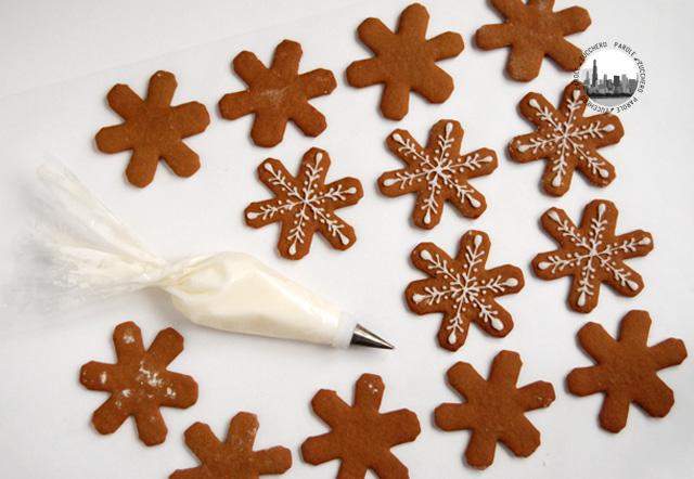 fiocchi di neve dolci