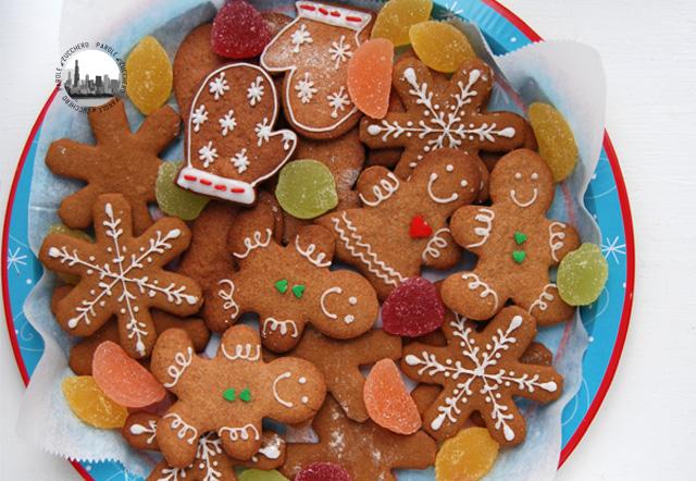 Biscotti di pan di zenzero ricette a confronto parole for Siti ricette dolci
